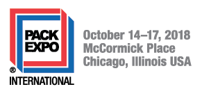 Visit us at Pack Expo in Chicago