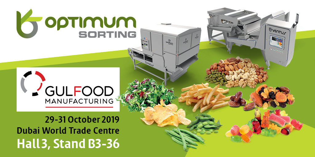 Visit us @ Gulfood 2019 in Dubai